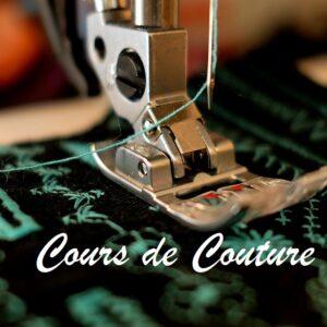 Cours de couture Visioconférence